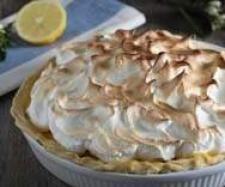 Recipe Lemon Meringue Pie by Thermomix in Australia - Recipe of category Baking - sweet