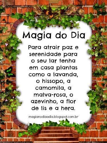 Magia no Dia a Dia: Magia do Dia: paz e serenidade http://magianodiaadia.blogspot.com.br/2016/11/magia-do-dia-paz-e-serenidade.html