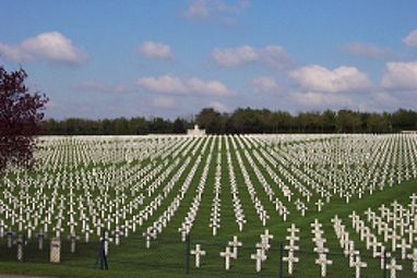 Australian Battlefields of World War 1 - France - Cemeteries