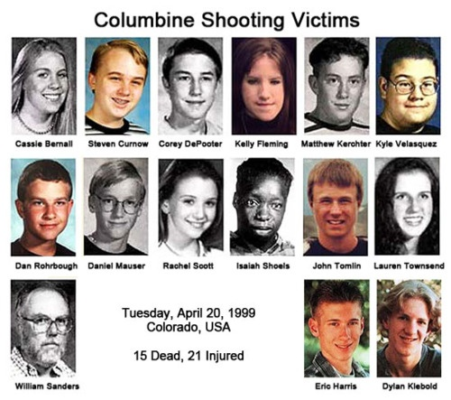 Colorado School Shooting Platte: 3 Years Ago The Brother Of Rachel Scott (who Is One Of The