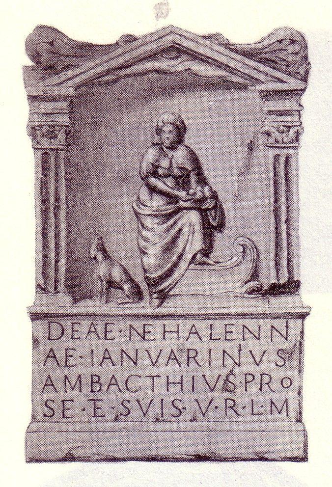 Domburg - Nehalennia