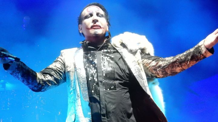 Marilyn Manson's 'The Pale Emperor' Review