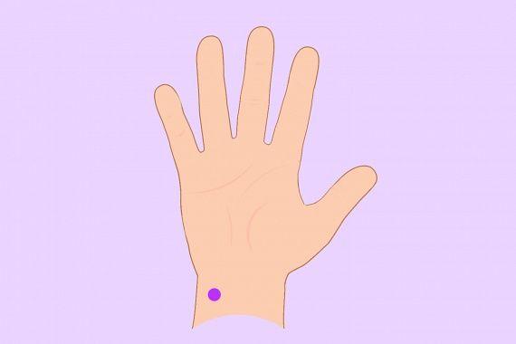 Itt nyomd meg a tested: segíti az elengedést és megszünteti a szorongást   femina.hu