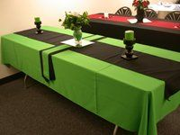 Linen Rentals | Table Linens, Runners & Chair Covers for Rent | Grand Rapids, West Michigan | Baker Tent Rental