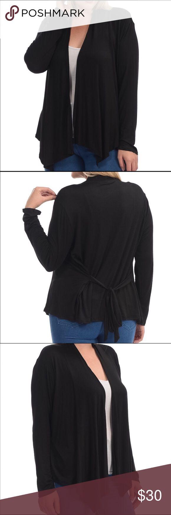 17 beste ideer om Black Cardigan Sweater på Pinterest