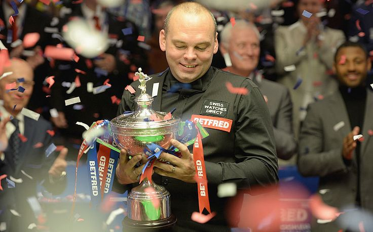 Stuart Bingham completes astonishing transition from journeyman to king of the   Crucible as he brilliantly beats Shaun Murphy to take world title