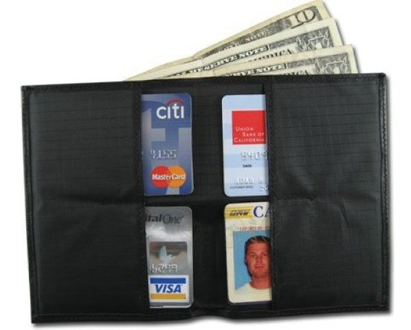Classic leather wallet that provides comfort you can't even feel. Holds up to 24 cards with a divided cash and deep receipt pocket. This wallet remains thin when fully loaded. #Wallet #Men's Best Wallet