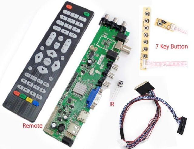 Z Vst V59 B Universal Led Tv Board Software Download All Resolutions Led Tv Free Software Download Sites Sony Led