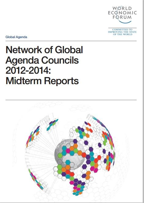The Global Agenda Councils' 2012-2014 Midterm Reports provide a snapshot of the work being done by our global network to provide new thinking and potential solutions to the most pressing issues of our time. #wef #wefreport