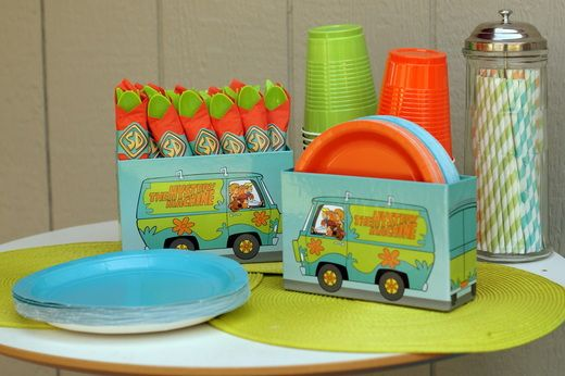 Scooby Party Ideas