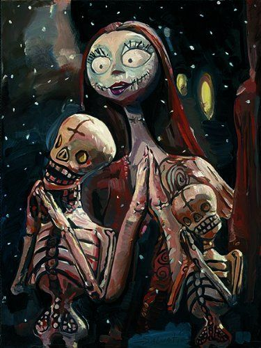 Disney Fine Art Gallery Wrapped Giclee – The Pumpkin Dance by Jim Salvati from The Nightmare Before Christmas http://www.fivedollarmarket.com/disney-fine-art-gallery-wrapped-giclee-the-pumpkin-dance-by-jim-salvati-from-the-nightmare-before-christmas/