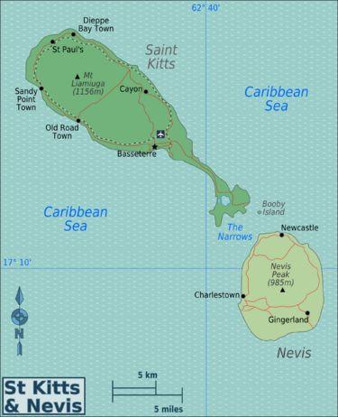 Nevis/St-Kitts