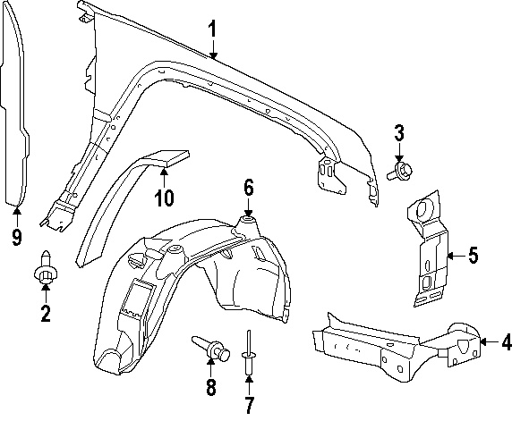 2007 JEEP COMMANDER Parts - Jeep Parts - Call 800-538-9182 for Genuine OEM Jeep Parts Parts and Accessories