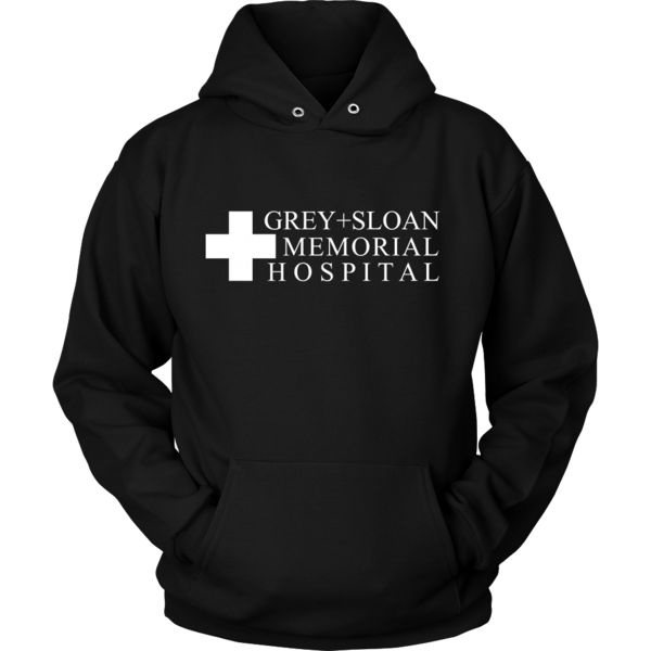 Looking for Grey's Anatomy gift ideas? How about this Grey's Anatomy hoodie?