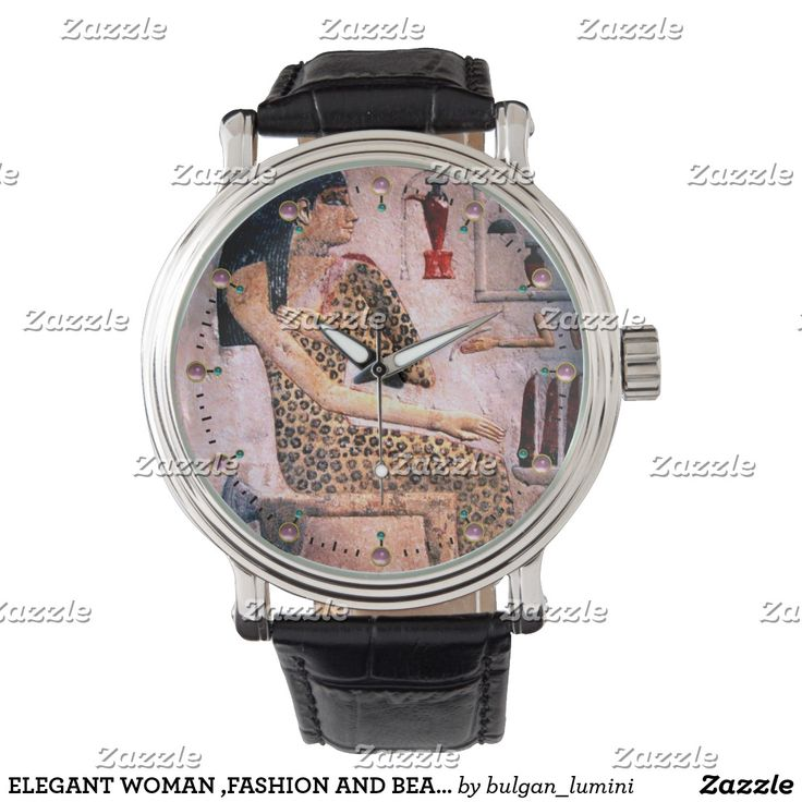 ELEGANT WOMAN ,FASHION AND BEAUTY OF ANTIQUE EGYPT WRIST WATCH  #cosmetics #cosmetologist #cosmetology #makeup #watches