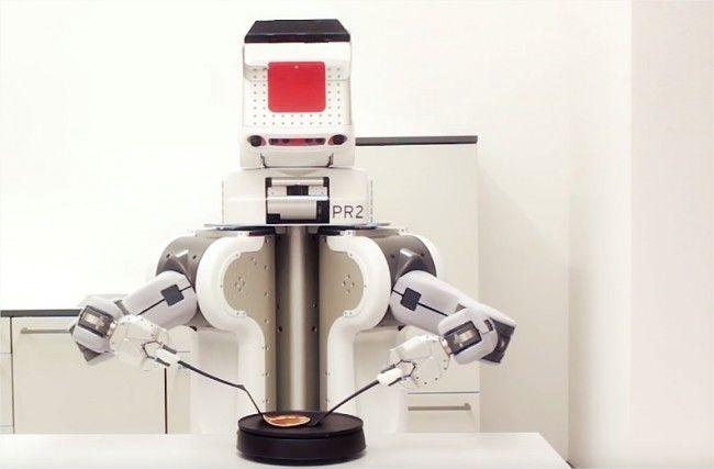 pr2 un robot capable de cuisiner tout seul veille et prospection pinterest robot. Black Bedroom Furniture Sets. Home Design Ideas