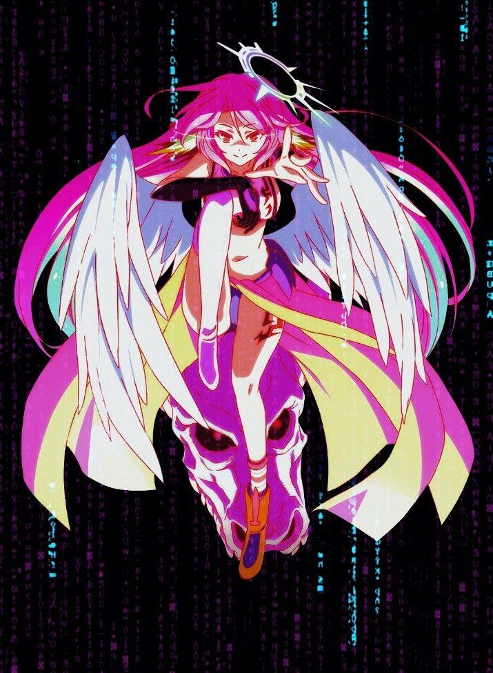 Jibril No Game No Life Jibril Nogamenolife Anime Wallpaper No Game No Life Nogame No Life Anime