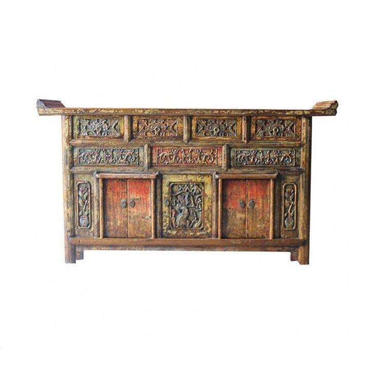 Chinees antiek dressoir