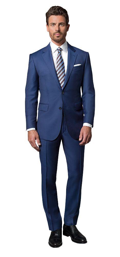 Anzug Blau Krawatte 1001 Ideen Wie Blauer Anzug Braune