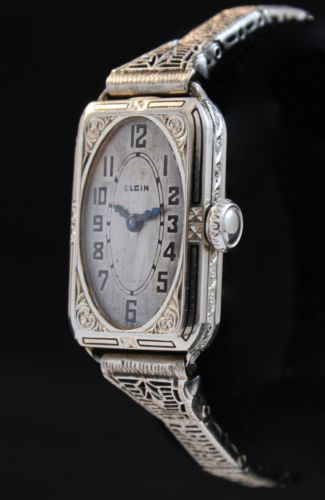 Art Deco Watch.... sophisticated! Love it