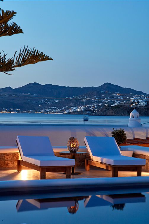 The 5 Best new Mykonian Hotels , another part of Paradise | Classy and fabulous way of living