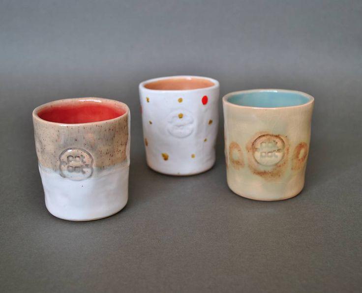 """""""Un cafecito en la tarde y un set de #bimus . No necesitan ser iguales para ser increibles juntos. #ceramics #set #coffee #glaze #sparkle #clay #awesome"""""""