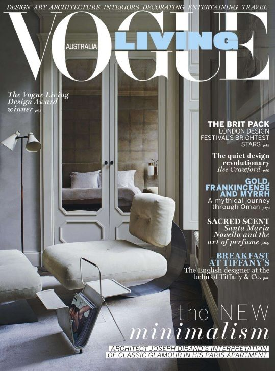 Vogue home decor magazine