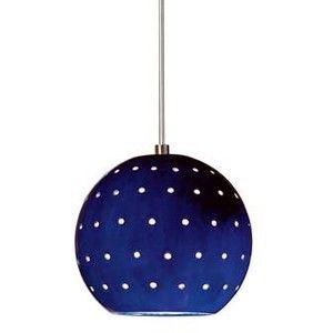 126 best lights images on pinterest chandelier chandelier a 19 lighting lunar low voltage cobalt blue mini pendant aloadofball Images
