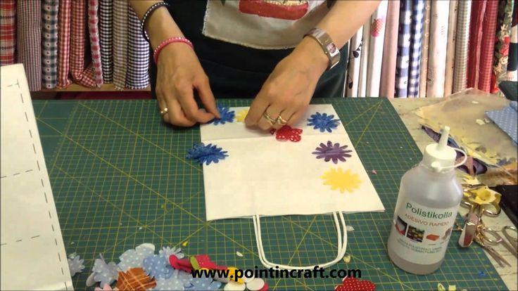Tutorial sacchettini creativi Esprimi la tua creatività e realizza dei bellissimi sacchettini regalo creativi! Ecco il nostro VIDEO TUTORIAL di oggi con tante idee per personalizzare in un modo facile e veloce i tuoi sacchetti!