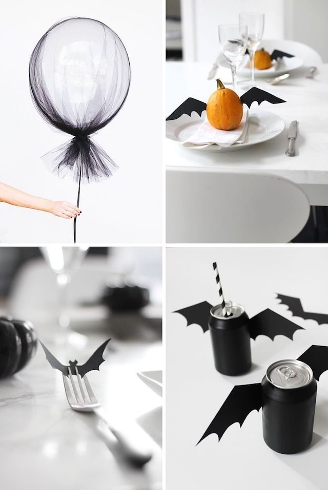 Oh hey, Halloween is just around the corner, and I have a pretty cool round up of DIY projects to make at home. We had the visit of our good friends Pierre, Jihane and their 5-year-old son Ayden last weekend, and Ayden and I made this easy bat-balloon project together. We had so much fun and...