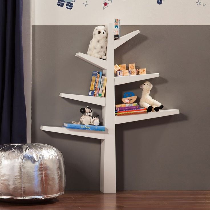 Best 25 tree bookshelf ideas on pinterest for Corner tree bookcase