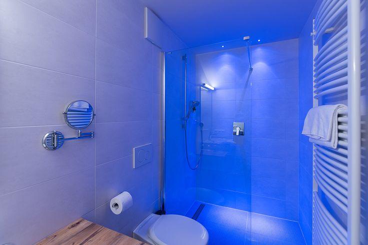 Bathroom in the Jochtal-rooms
