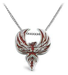 39 best phoenix jewerly images on pinterest phoenix necklace phoenix firebird sterling red enamel pendant necklace phoenix pendant phoenix necklace project fellowship mozeypictures Image collections
