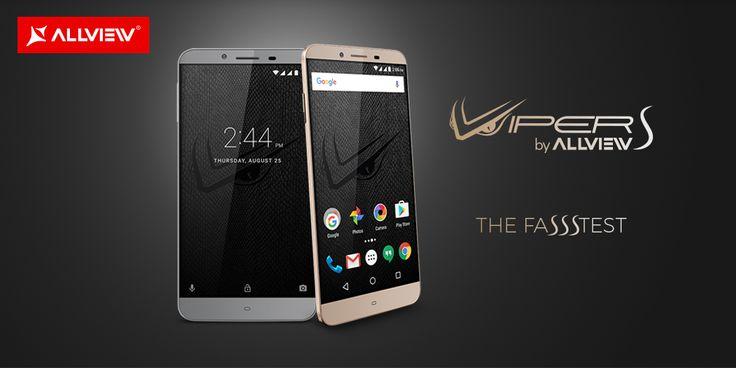 Allview a lansat V2 Viper S, cel mai rapid smartphone din portofoliu