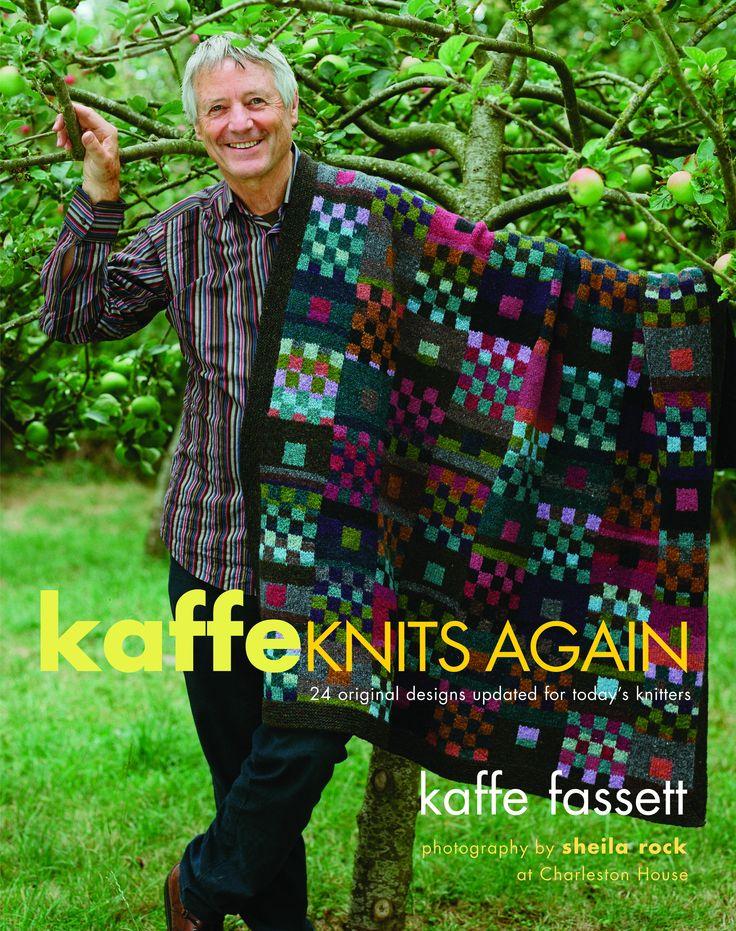 Knitting Club Book : Best kaffe fassett images on pinterest knit