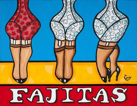 Growing up a 'faja' was a must have for every Cuban Abuela and Mom  ~ Tony Mendoza ArtCuban Girls, Cuban Abuela, Mi Cuba, Cosas Cubana, Cuba Linda, Cuban Art, Cuban American, Tony Mendoza, Mendoza Art
