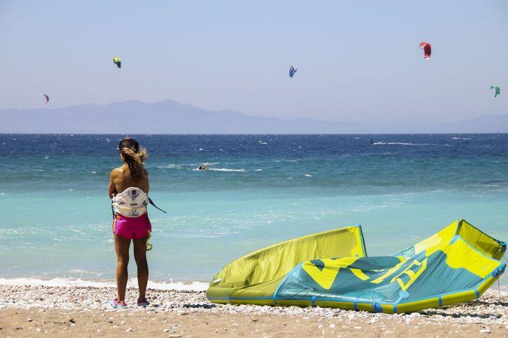 Kitesurf-Tipps: Kite-Equipment – gebraucht oder neu kaufen?