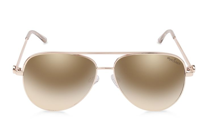 EMPIRE Gold | Oversized Aviator | Skye & Lach Eyewear