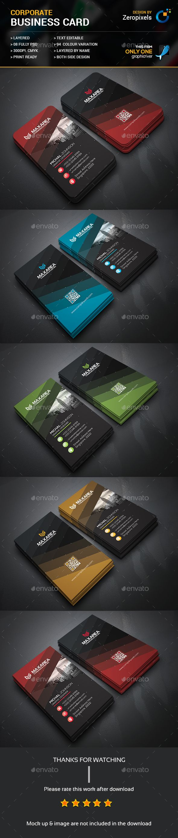 212 best business cards images on Pinterest | Visit cards, Business ...