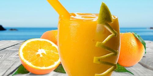 Brighten up your day with a delicious Orange Dream Vi-Shake!  2 Scoops Vi-Shape® Shake Mix  1 packet Orange Everyday Defense Health Flavor  8-10 oz Orange Juice, Non-Fat Milk or Soy, Rice or Almond Milk  Ice Cub