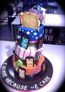 Cake Designer: Torta Monster & Co  #orgasmafoodie #oh!!foodie #foodie #foodielove #foodielover #cake #cakes #cakelove #cakelover