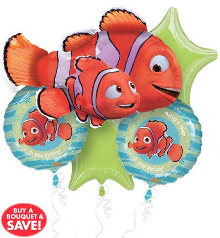 Finding Nemo Party Supplies & Birthday Decorations - Party City