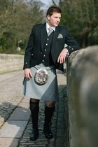 The exclusive #Northumberland Tartan Kilted Hire Package, perfect for your #groom. #Wedding