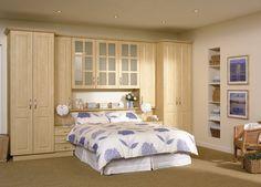 küçük yatak odası dolap modelleri