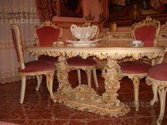 Oltre 25 fantastiche idee su Sala da pranzo barocco veneziano su ...