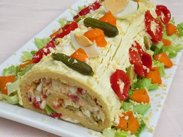 Brazo gitano salado - http://www.mytaste.es/r/brazo-gitano-salado-16251327.html