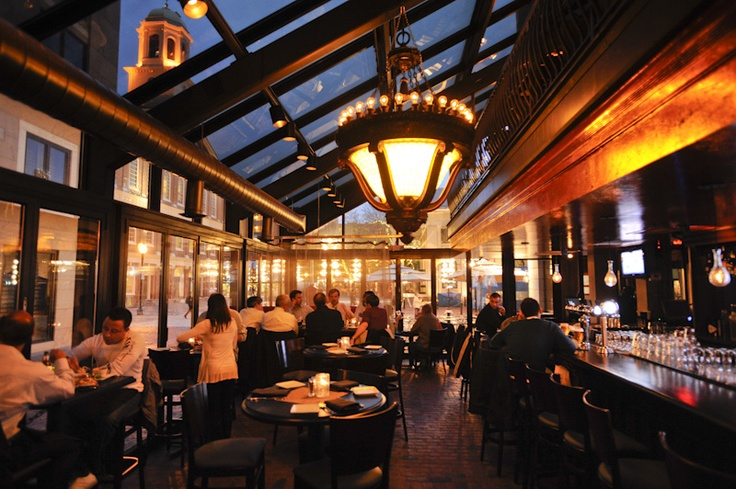 The Best Restaurants In Boston Massachusetts