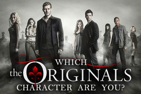 Which 'The Originals' Character Are You? http://www.buddytv.com/personalityquiz/the-originals-personalityquiz.aspx?quiz=500000175