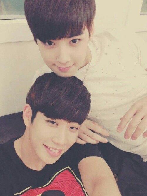 MJ and Eunwoo