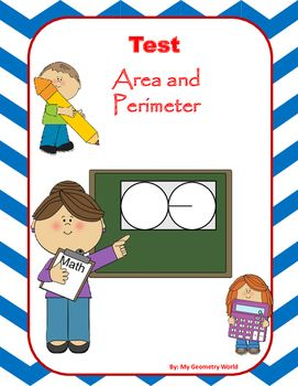 Geometry test covering: Area, Circumference, Arc measures, Sectors, Area of composite figures, Similarity with area and perimeter, Effects of Changing Dimensions
